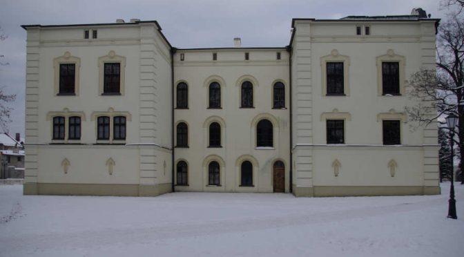 Stary i nowy zamek w Żywcu