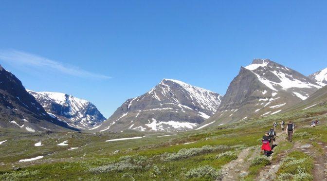 Trekking w Alpach dla amatorów