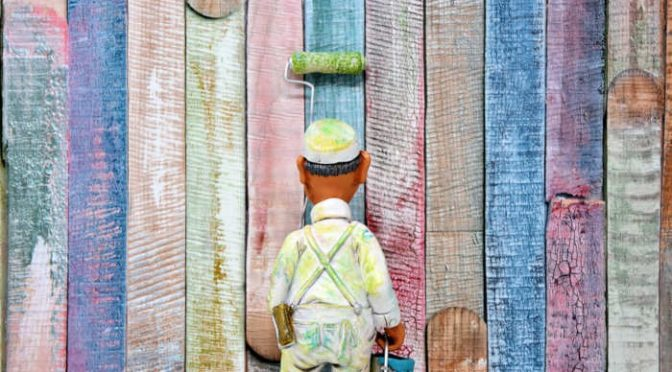 Akcja malowanie elewacji – Jak zacząć?